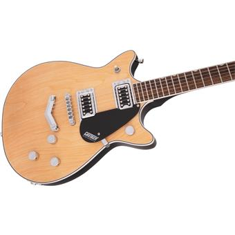 Gretsch G5222 Electromatic Double Jet BT Laurel Aged Natural electric guitar