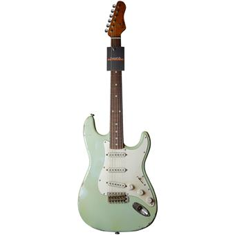 Haar Guitars Trad S Sonic electric guitars
