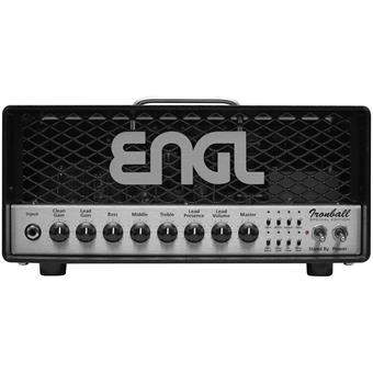Engl E606SE Ironball Special Edition tête ampli guitare à lampes