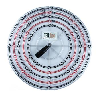 Tru Tuner drumhead replacement system muffle
