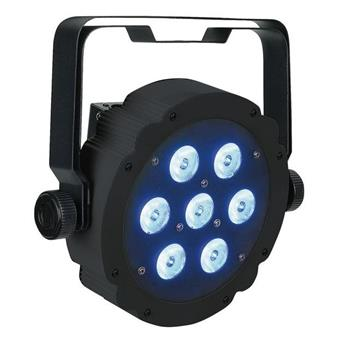 Showtec Compact Par 7/4 Q4  (Black Housing) flood/par light