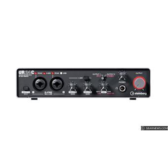 Steinberg UR24C USB audio-interface
