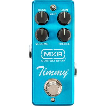 MXR CSP027 Timmy Overdrive overdrive pedaal