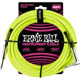 Ernie Ball 6080 Jack/Jack 300cm Yellow