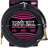 Ernie Ball 6086 Jack/Jack 550cm Black