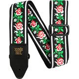 Ernie Ball 4668 Jacquard Strap Winter Rose