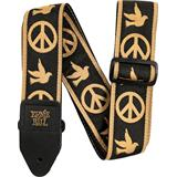 Ernie Ball 4613 Jacquard Strap Peace Love Dove