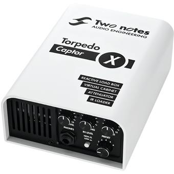 Two Notes Torpedo Captor X 8 attenuator