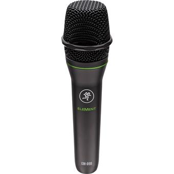 Mackie EM-89D dynamic microphone for vocalists