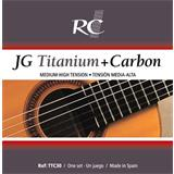 RC Strings TTC30 Normal Tension RJG Titanium and Carbon Classical Guitar Strings