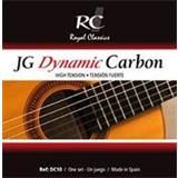 RC Strings DC10 - JG Dynamic Carbon HT Guitar Strings, Full Set