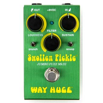 Way Huge WM41 Smalls Swollen Pickle Fuzz fuzz pedaal
