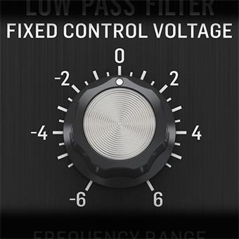 Behringer 904A Voltage Controlled Low-Pass Filter Home