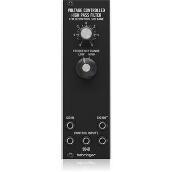 Behringer 904B Voltage Controlled High-Pass Filter Home