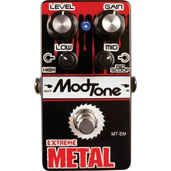 Modtone Extreme Metal metal distortion pedal