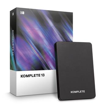 Native Instruments Komplete 13 sequencing software/virtuele studio