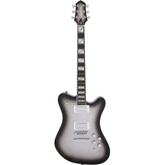 Jackson Pro Series Signature Mark Morton Dominion Silverburst electric guitar