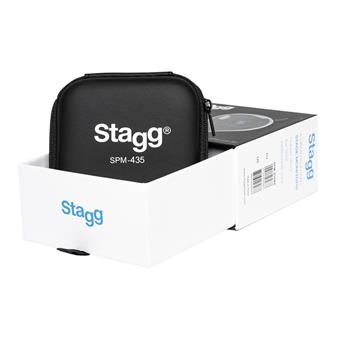 Stagg SPM-435BK in-ear monitoring