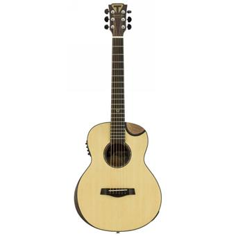 Traveler Guitar Redlands Concert (Spruce) compact/travel guitar