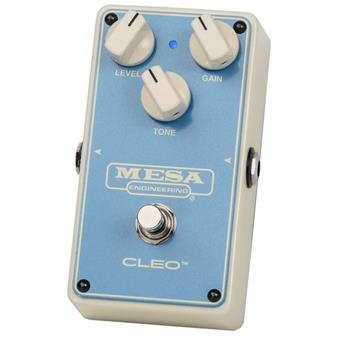 Mesa Boogie Cleo - Transparent Boost/Overdrive overdrive pedaal