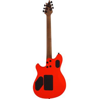 EVH Wolfgang Standard Neon Orange electric guitar