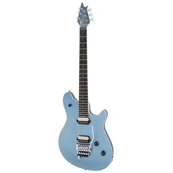 EVH Wolfgang Special Ice Blue Metallic electric guitar
