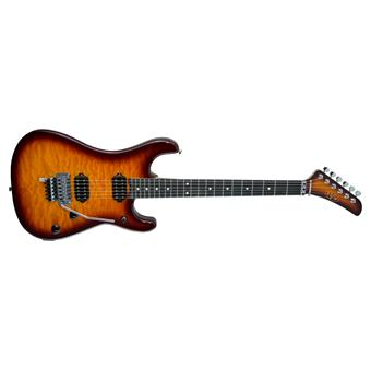 EVH 5150 Series Deluxe Tobacco Sunburst electric guitar