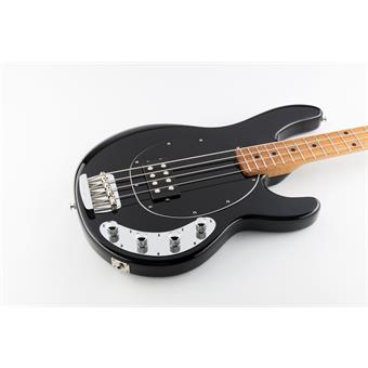 Music Man StingRay Special 4 Black 4-snarige basgitaar