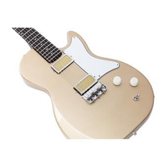 Harmony Jupiter Champagne electric guitar