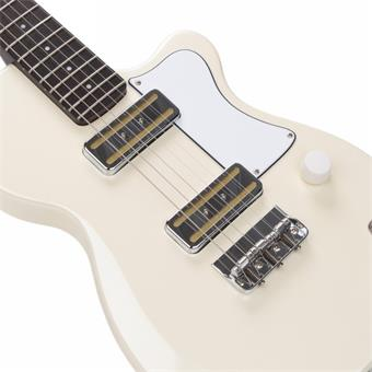 Harmony Juno Champagne electric guitar