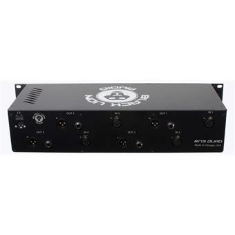 Black Lion Audio B173 Quad studio equalizer