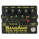 Tech 21 SansAmp Bass Driver D.I  V2