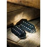 Lollar Raw Power humbucker set DBL Black 4C