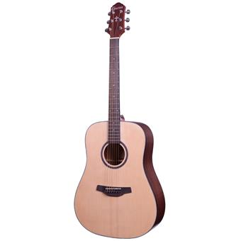 Crafter HD100 OPN acoustic-electric dreadnought guitar