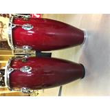 Supercussion Conga set Red