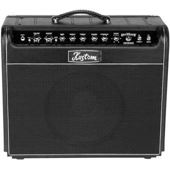 Kustom Defender 112 solidstate guitar combo