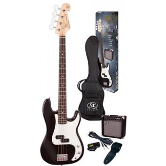 SX SX Electric Player's Precision Bass Pack  4-snarige basgitaar