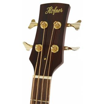 Höfner HA-B07 Electric Acoustic Bass guitare basse 4 cordes