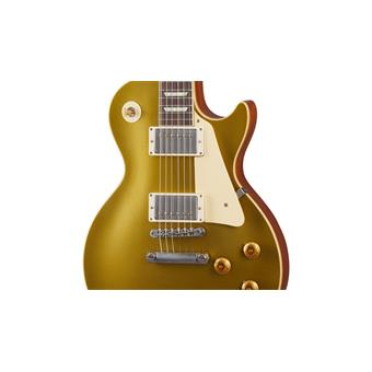 Gibson Custom Shop 1957 Les Paul Goldtop Reissue Ultra Light Aged elektrische gitaar