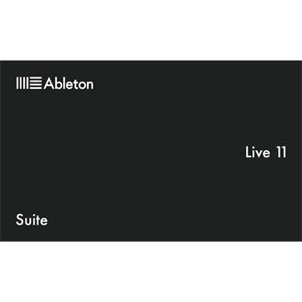 Ableton Live 11 Suite, UPG from Live Lite sequencing software/virtual studio