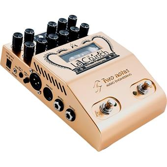 Two Notes Le Crunch Preamp Pedal effect pedal