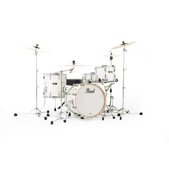 Pearl MMG983XP Masters Maple Gum Silver White Swirl jazz shell kit