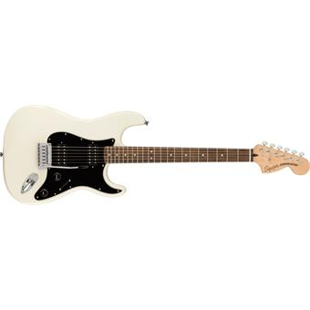 Squier Affinity Series Stratocaster® HH Olympic White electric guitar