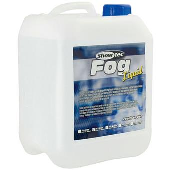 Showtec Fog Fluid accessory for effect machine
