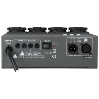 Showtec MultiSwitch 4 controller/dimmer