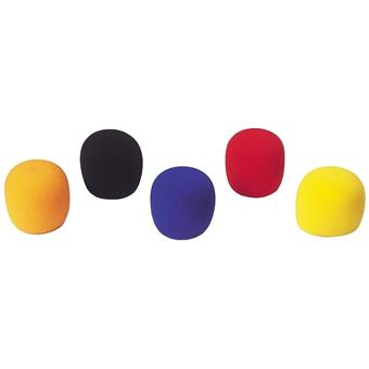 JB Systems Windscreen Colored Set Of 5 accessoire pour microphone