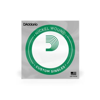 D'Addario PL018 single string for acoustic guitar