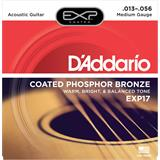 D'Addario EXP17 Coated Phosphor Medium 13-56