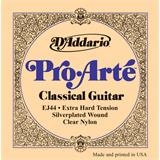 D'Addario EJ44 Pro-Arte Classical Extra Hard Tension Clear Nylon
