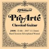 D'Addario J4604 Pro Arte Classical Guitar Low E String 044
